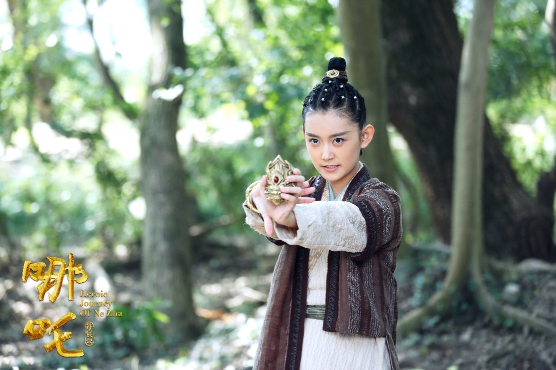 《哪吒降妖记》大结局即将到来,蒋依依吴佳怡患难见真情