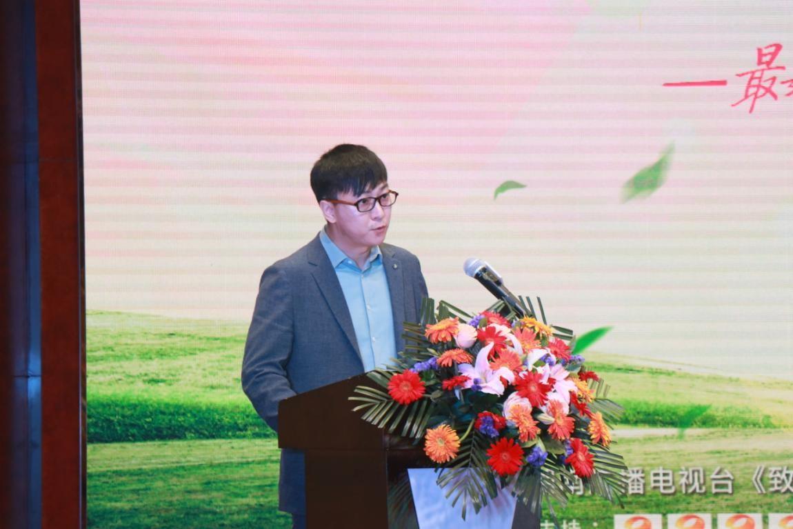 深圳倾城国际创始人、《致敬母亲》节目联合制片人尤煜杰致辞.jpg