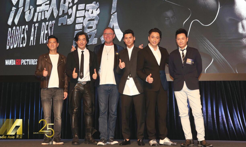 《沉默的证人》导演雷尼·哈林、主演张家辉、任贤齐、陈家乐等.jpg