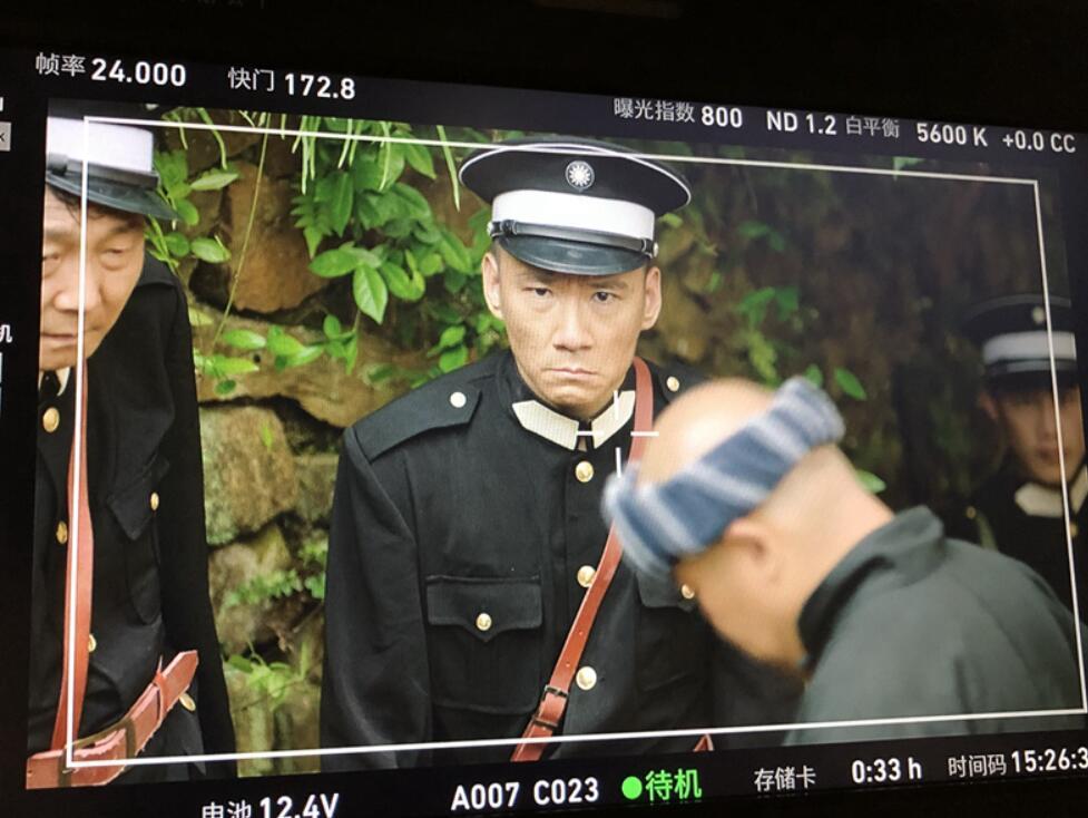 郭常辉担纲《半条被子》反一号  为角色增添丑帅魅力 (2).jpg