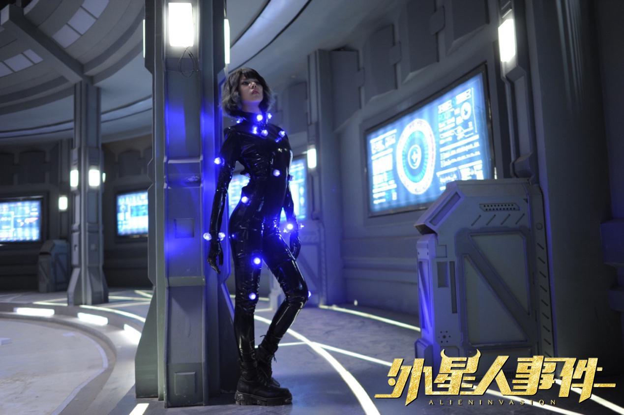 大年初三,劉能龍潭村大戰外星女團
