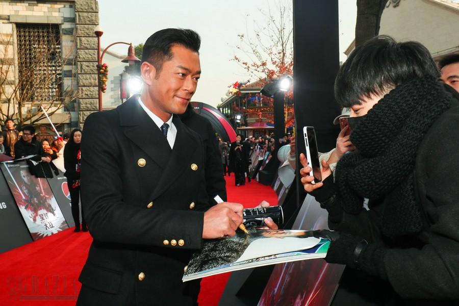 《星球大战:最后的绝地武士》上海首映 – 中国香港演员古天乐助阵红毯.jpg