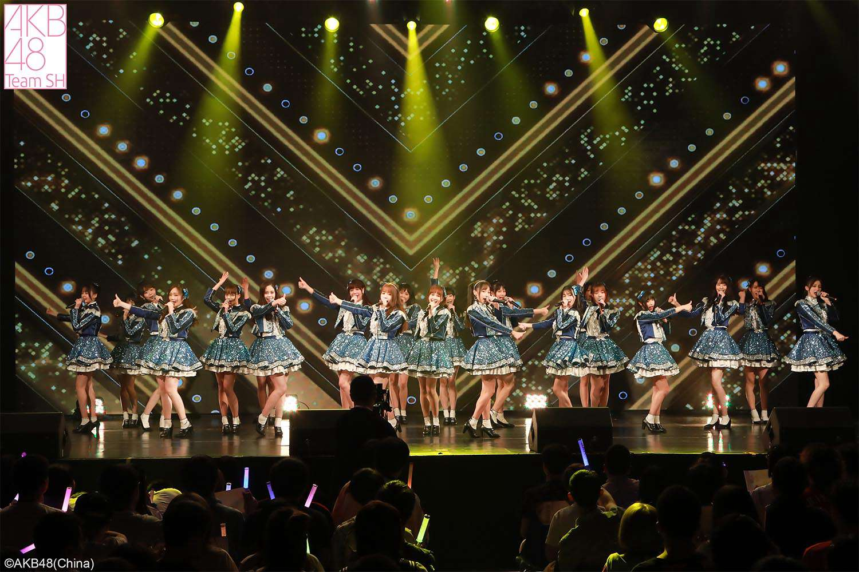 AKB48 Team SH 見面會精彩不斷.jpg