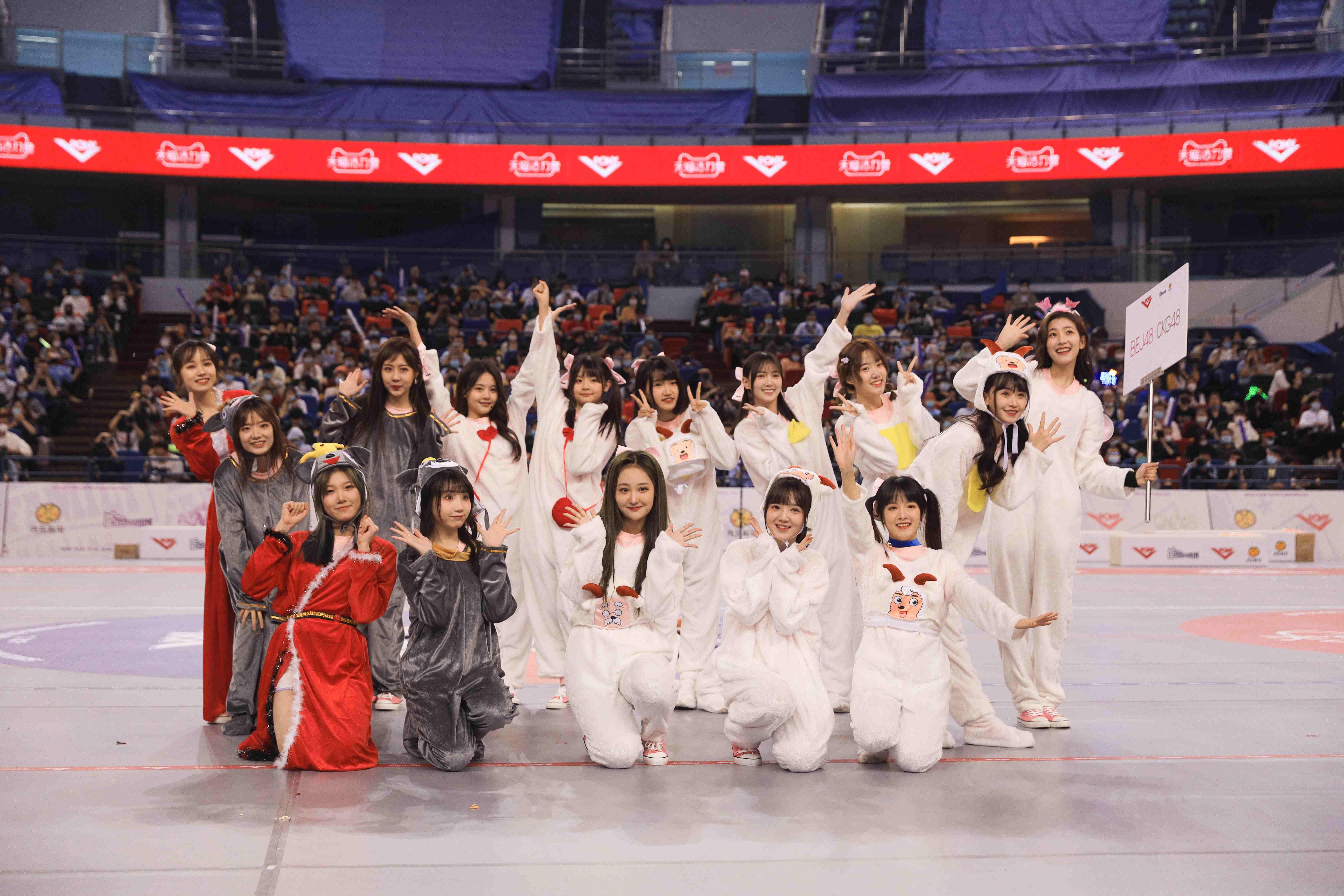 BEJ48、CKG48联队入场仪式.jpg