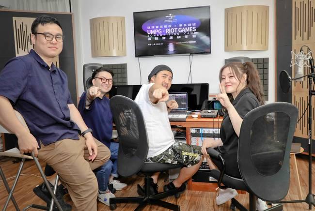 环球音乐版权管理集团与拳头游戏中国联手打造电竞