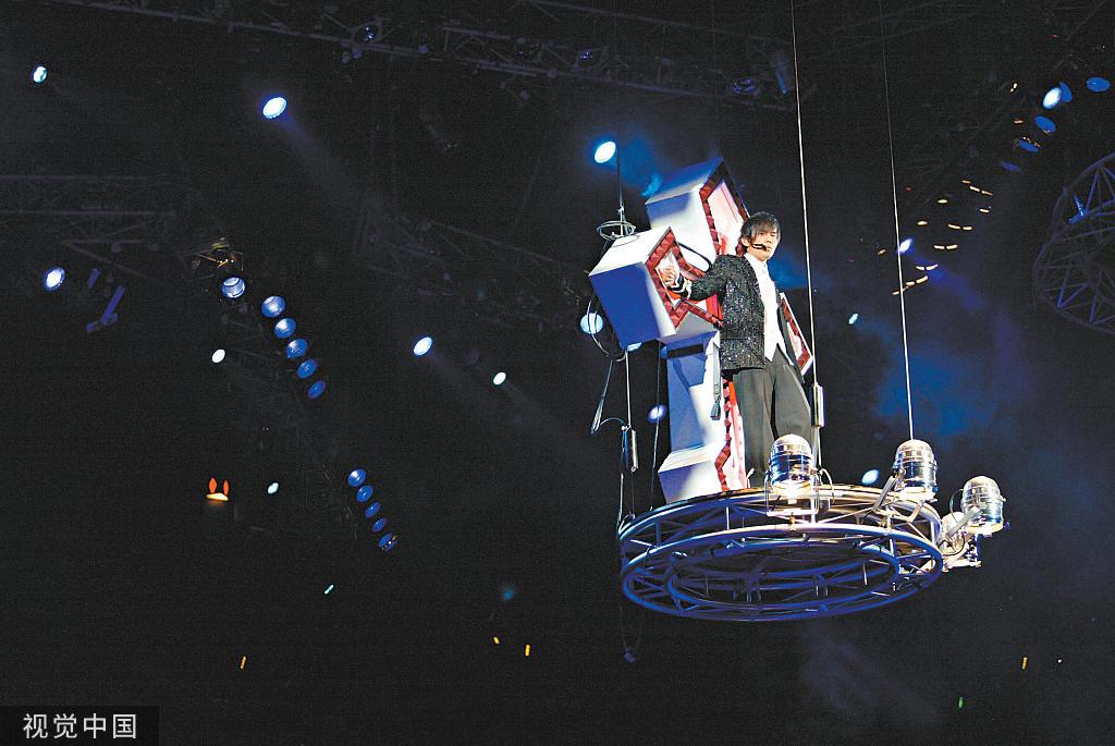 """周杰伦2014""""无与伦比""""演唱会"""