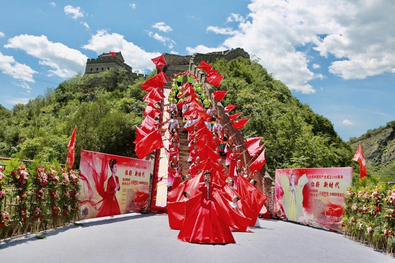 """长城飞歌""""百灵鸟"""" 彝族歌唱家苏都阿洛音乐会圆满落幕"""
