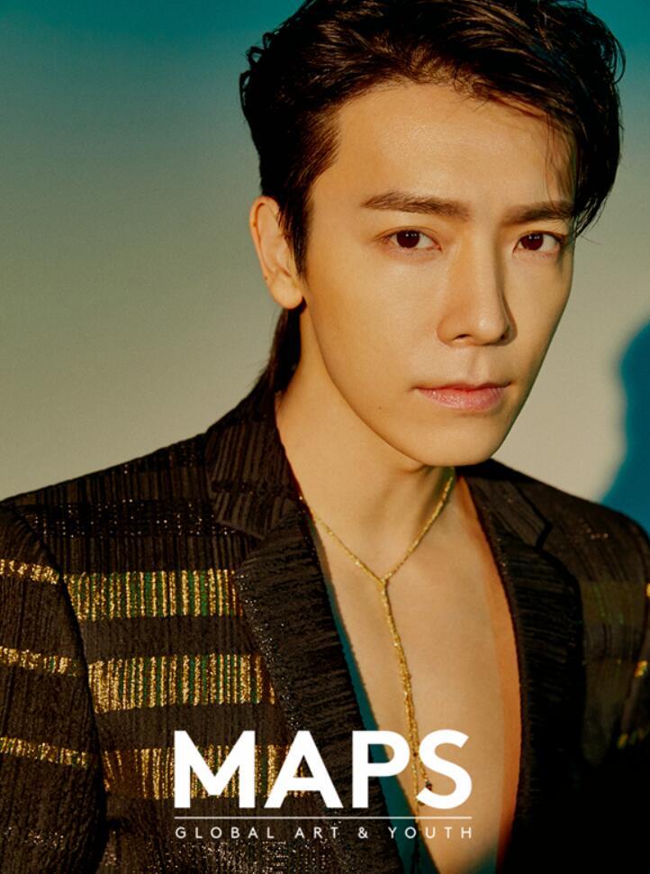 SUPER JUNIOR东海 时尚杂志《MAPS》12月号画报1.jpg