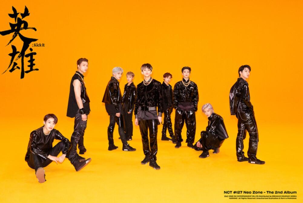NCT 127 正规2辑《NCT #127 Neo Zone》主题照.jpg