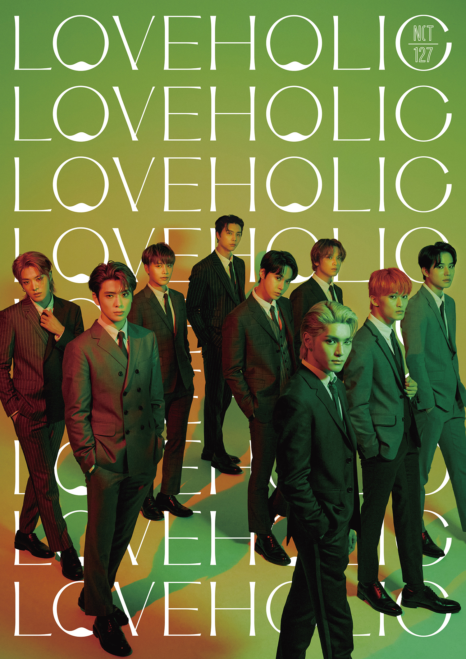 NCT 127第二张日本迷你专辑《LOVEHOLIC》图片 2.jpg