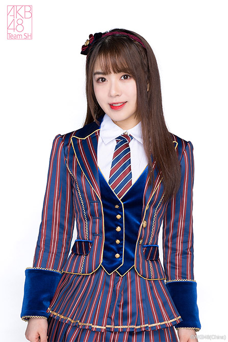 AKB48 Team SH毛唯嘉重回选秀舞台.jpg