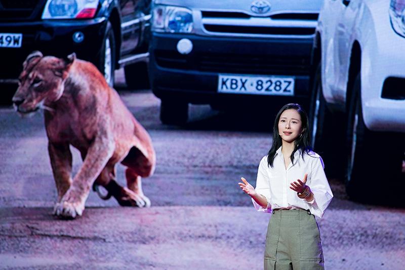江一燕讲述作为野生动物保护者 亲赴非洲的真实见闻.jpg
