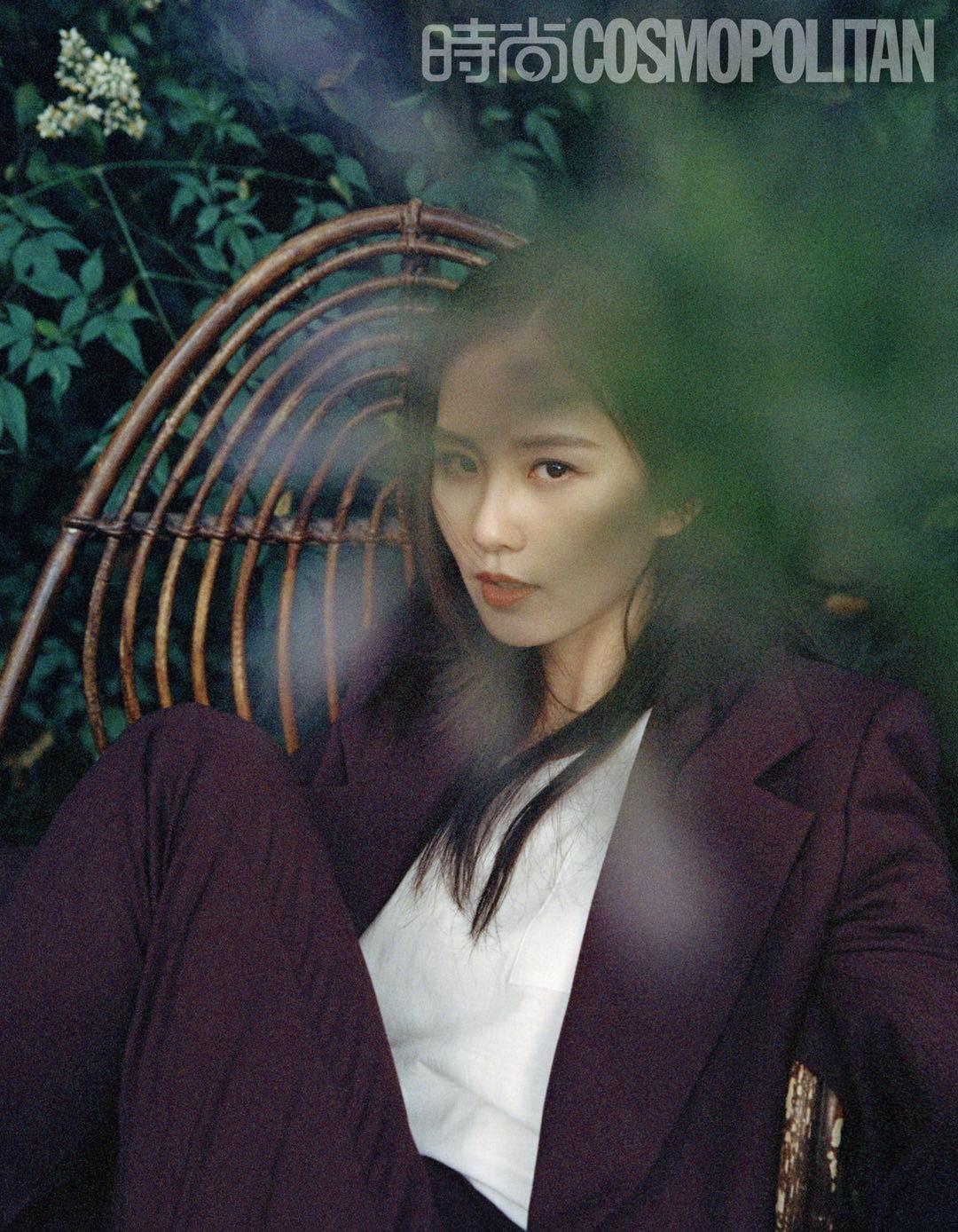 刘诗诗夏日胶片大片释出 清丽演绎午后悠闲时光7.jpg