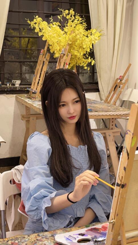陆婷玉泡泡袖2.JPG