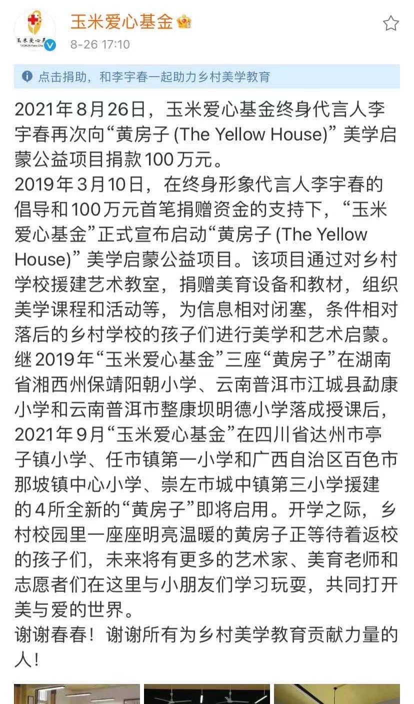 """李宇春""""黄房子""""项目.jpg"""